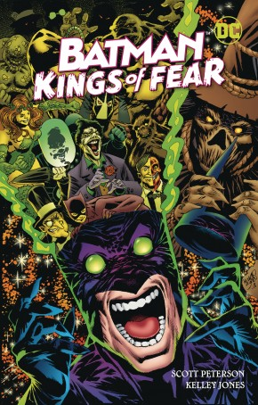 BATMAN KINGS OF FEAR GRAPHIC NOVEL