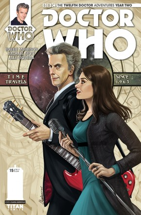 DOCTOR WHO 12TH YEAR TWO #15