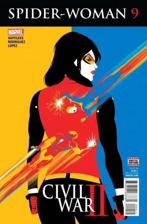 SPIDER-WOMAN VOLUME 6 #9