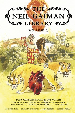NEIL GAIMAN LIBRARY EDITION VOLUME 2 HARDCOVER