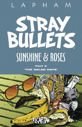 STRAY BULLETS SUNSHINE AND ROSES VOLUME 4 THE SALAD DAYS GRAPHIC NOVEL