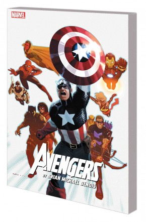 AVENGERS BY BENDIS COMPLETE COLLECTION VOLUME 2 GRAPHIC NOVEL