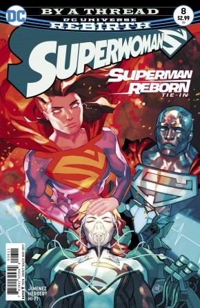 SUPERWOMAN #8 (2016 SERIES)