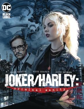 JOKER HARLEY CRIMINAL SANITY #1 MAYHEW VARIANT