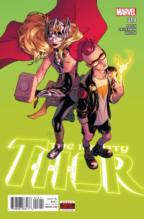 MIGHTY THOR #18 (2015 SERIES)