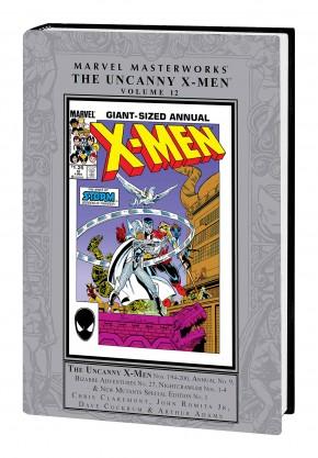 MARVEL MASTERWORKS UNCANNY X-MEN VOLUME 12 HARDCOVER