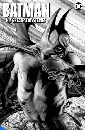 BATMAN HIS GREATEST MYSTERIES GRAPHIC NOVEL