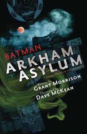 BATMAN ARKHAM ASYLUM GRAPHIC NOVEL (NEW EDITION)