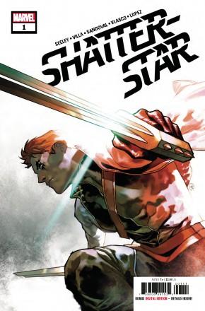 SHATTERSTAR #1 (2018 SERIES)