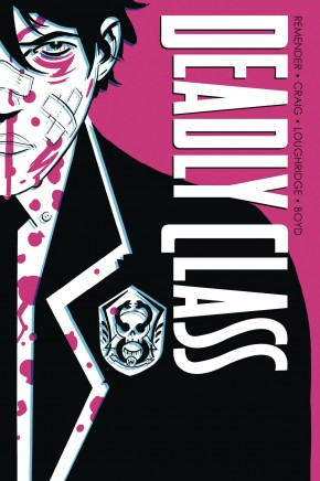 DEADLY CLASS DELUXE EDITION VOLUME 1 HARDCOVER