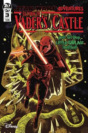 STAR WARS ADVENTURES RETURN TO VADERS CASTLE #3