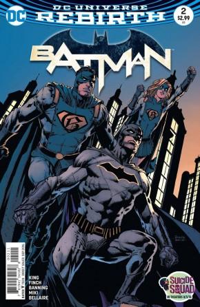 BATMAN #2 (2016 SERIES)