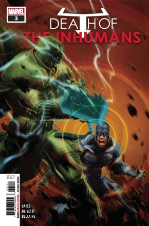 DEATH OF THE INHUMANS #3