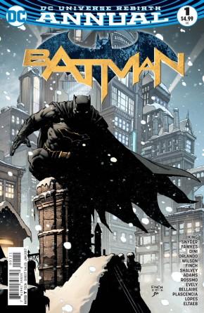 BATMAN ANNUAL #1 (2016 SERIES)