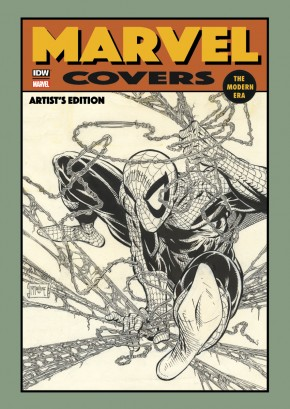 MARVEL COVERS MODERN ERA ARTIST EDITION HARDCOVER MCFARLANE COVER