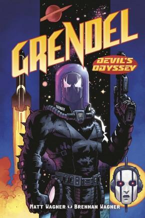 GRENDEL DEVILS ODYSSEY HARDCOVER