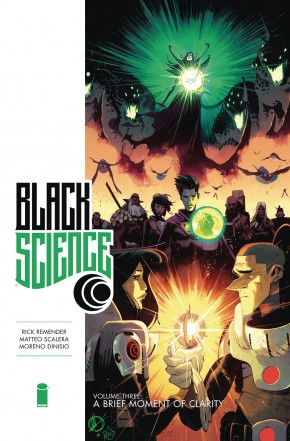 BLACK SCIENCE VOLUME 3 A BRIEF MOMENT OF CLARITY HARDCOVER
