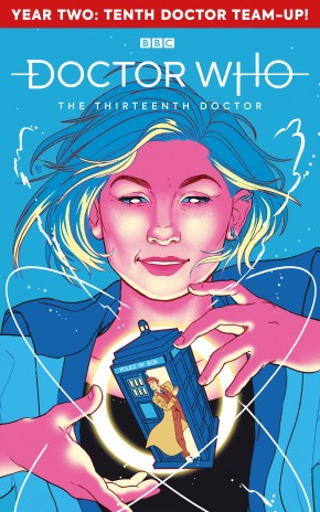 DOCTOR WHO 13TH DOCTOR SEASON TWO #1