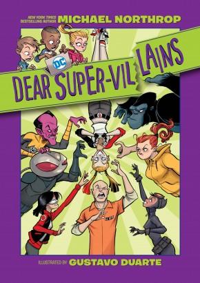 DEAR DC SUPERVILLAINS GRAPHIC NOVEL