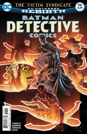 DETECTIVE COMICS #946 (2016 SERIES)