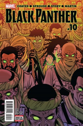 BLACK PANTHER VOLUME 6 #10