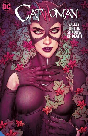 CATWOMAN VOLUME 5 VALLEY OF THE SHADOW OF DEATH GRAPHIC NOVEL
