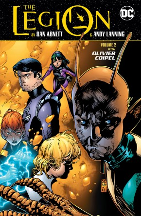 LEGION BY DAN ABNETT AND ANDY LANNING VOLUME 2 GRAPHIC NOVEL