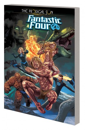 FANTASTIC FOUR THE PRODIGAL SUN GRAPHIC NOVEL
