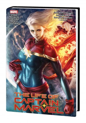 LIFE OF CAPTAIN MARVEL MARVEL SELECT HARDCOVER