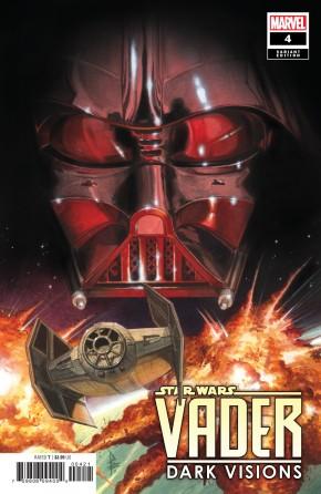 STAR WARS VADER DARK VISIONS #4 FEDERICI 1 IN 25 INCENTIVE VARIANT