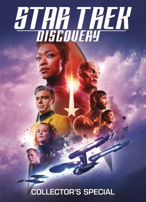 STAR TREK BEST OF DISCOVERY GRAPHIC NOVEL