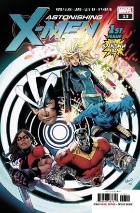 ASTONISHING X-MEN #13 (2017 SERIES)