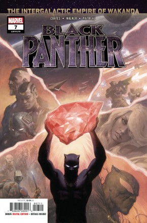 BLACK PANTHER #7 (2018 SERIES)