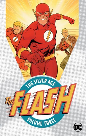 FLASH THE SILVER AGE VOLUME 3 GRAPHIC NOVEL