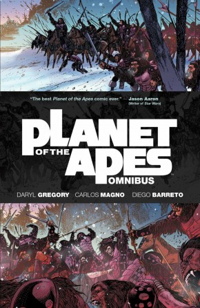 PLANET OF THE APES OMNIBUS VOLUME 1 GRAPHIC NOVEL