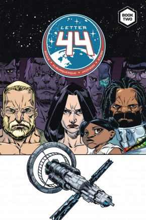 LETTER 44 VOLUME 2 DELUXE EDITION HARDCOVER
