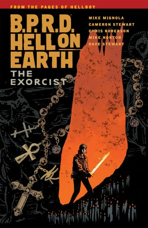 BPRD HELL ON EARTH VOLUME 14 THE EXORCIST GRAPHIC NOVEL