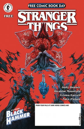 FCBD 2019 DARK HORSE STRANGER THINGS & BLACK HAMMER