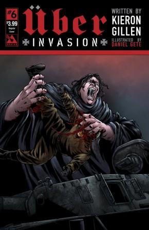 UBER INVASION #6