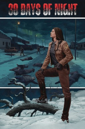 30 DAYS OF NIGHT 2018 EDITION GRAPHIC NOVEL