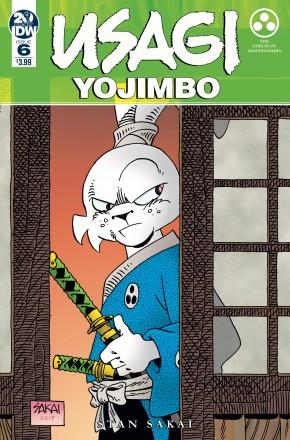 USAGI YOJIMBO 35TH ANNIVERSARY #6 (2019 SERIES)