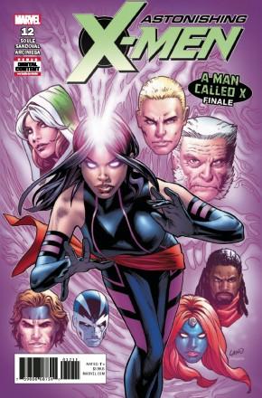 ASTONISHING X-MEN #12 (2017 SERIES)