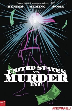 UNITED STATES VS MURDER INC #2 (2018 SERIES)
