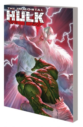 IMMORTAL HULK VOLUME 6 WE BELIEVE IN BRUCE BANNER GRAPHIC NOVEL
