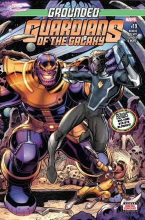 GUARDIANS OF THE GALAXY #19 (2015 SERIES)