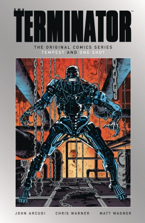 TERMINATOR ORIGINAL SERIES TEMPEST AND ONE SHOT HARDCOVER