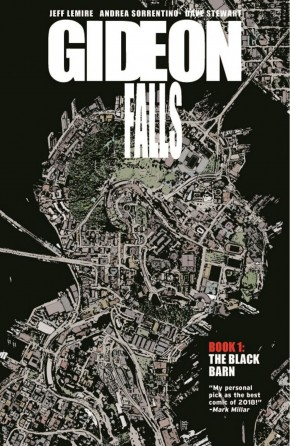 GIDEON FALLS VOLUME 1 BLACK BARN GRAPHIC NOVEL