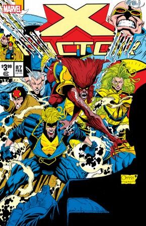 X-FACTOR #87 FACSIMILE EDITION