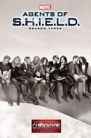 GUIDEBOOK TO THE MARVEL UNIVERSE AGENTS OF SHIELD SEASON 3 CARTER SEASON 2