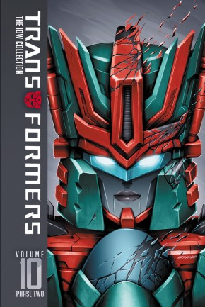 TRANSFORMERS IDW COLLECTION PHASE TWO VOLUME 10 HARDCOVER